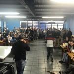 Funcionários da Sellecto Calçados se reúnem com Sindicato dos Sapateiros