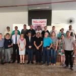 Diálogos de capacitação para dirigentes regionais